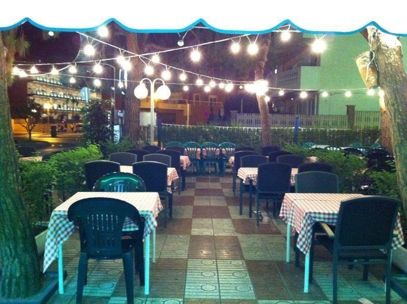 Restaurante con terraza en Calella