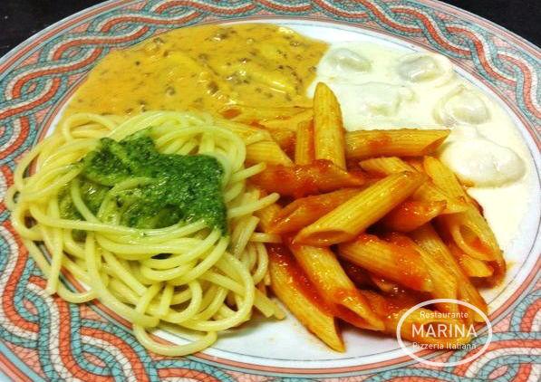 Pasta (También sin gluten): Productos de Restaurante Marina