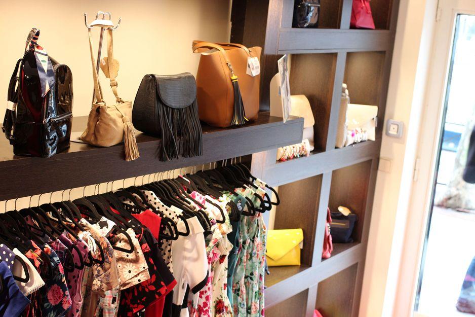 Tienda de ropa de mujer con estilo vintage en Madrid