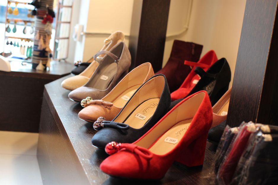 Venta de zapatos en Madrid