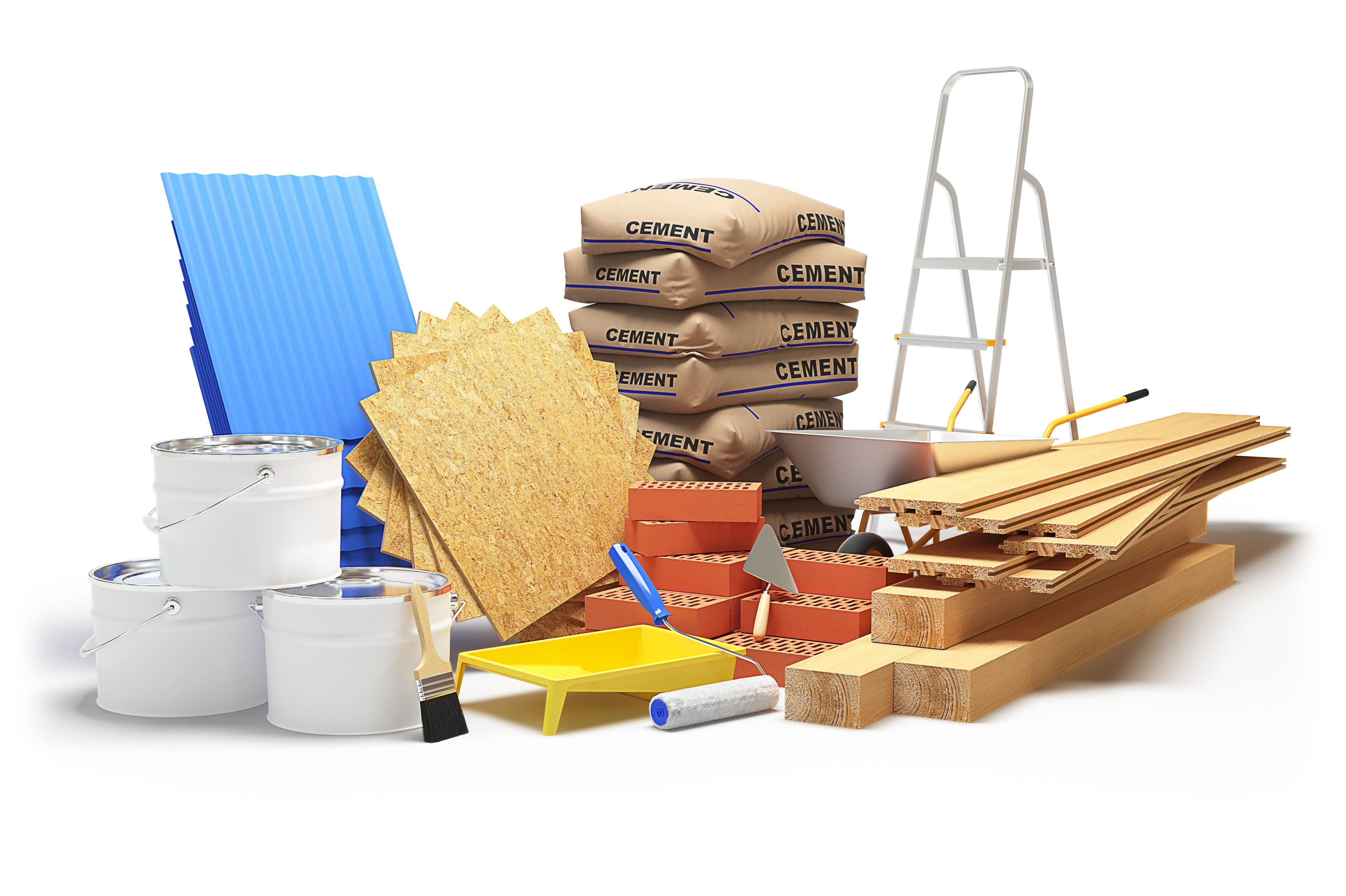 Foto 2 de Materiales de construcción en Bigues i Riells | Material per a la Construcció Miquel Bosch