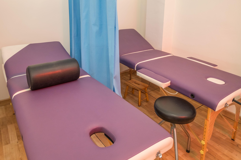 Centro de fisioterapia en Esplugues de Llobregat