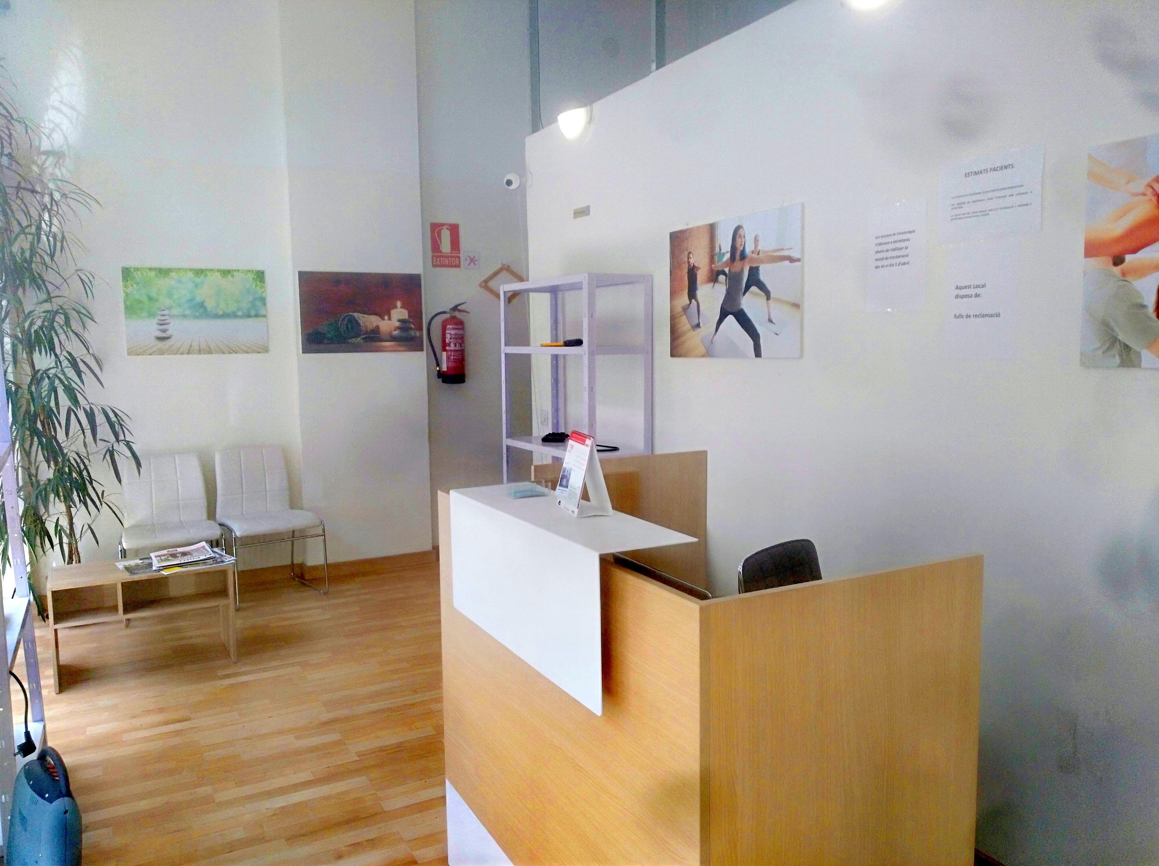 Foto 2 de Fisioterapia en Esplugues de Llobregat | Racó Vital
