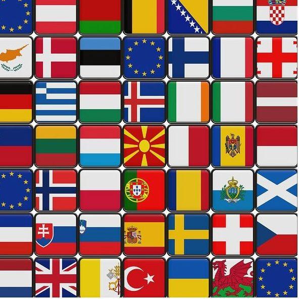 Banderas de plástico : Productos  de Banderas Satorres