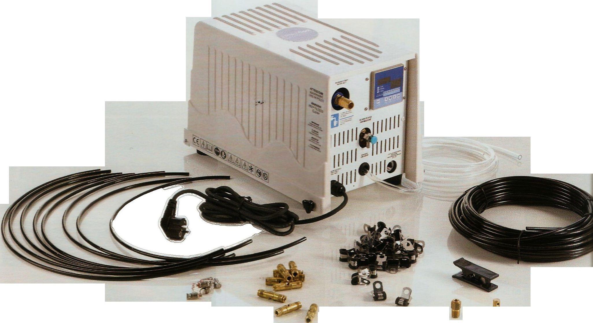 Equipos Domésticos Microclima: Productos y Equipos de Técnicas de Alta Presión y Limpieza, S. L.