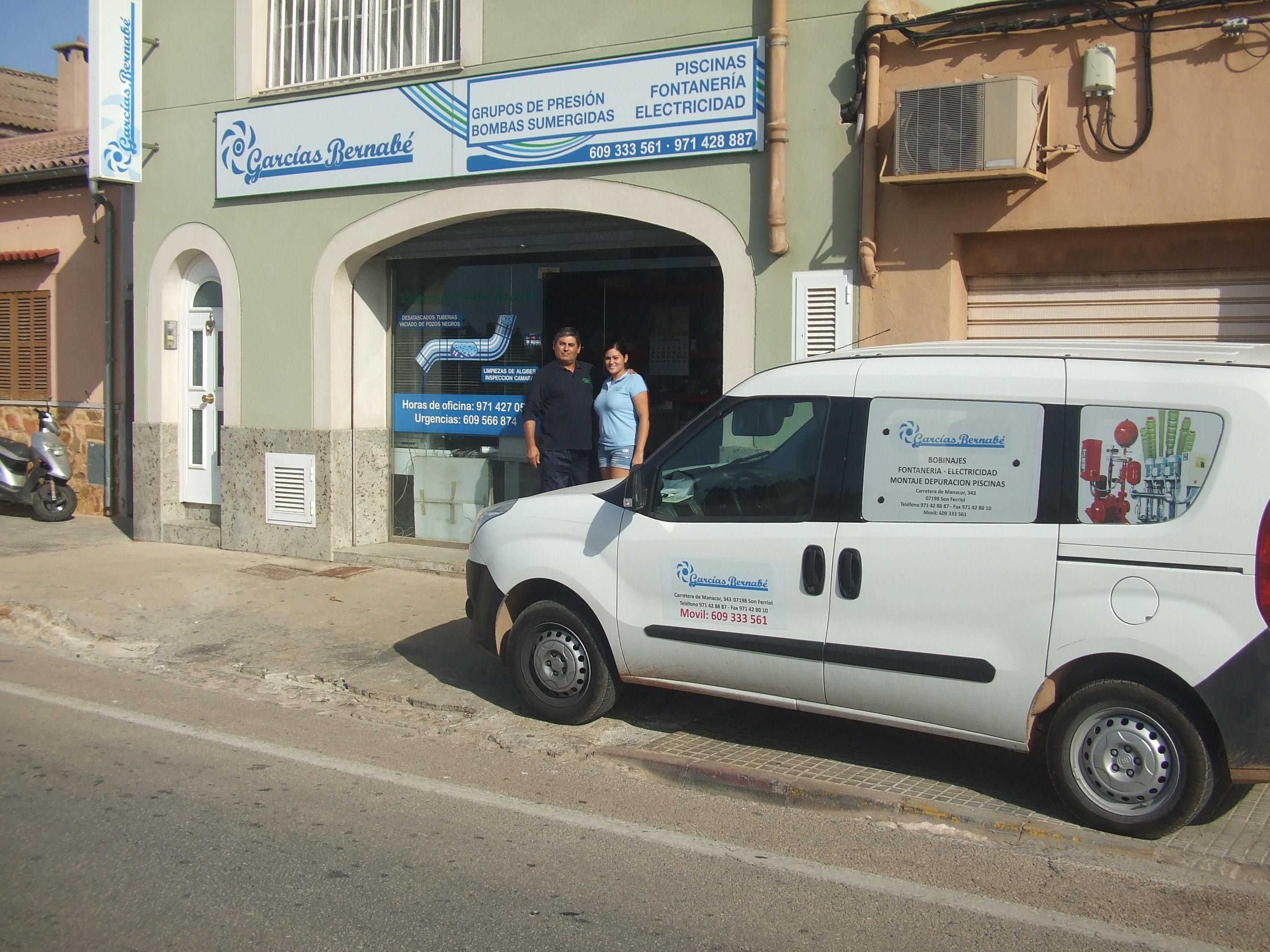 Foto 5 de Electricidad en  | Garcías Bernabé