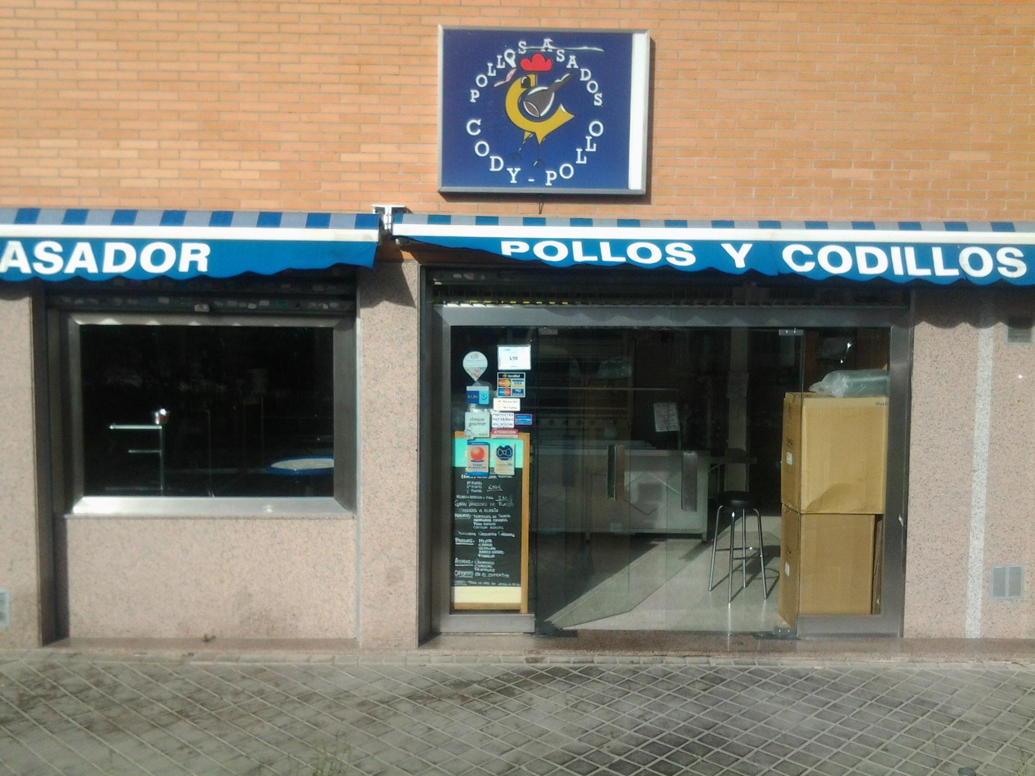 Foto 9 de Pollos asados en Madrid | Cody Pollo