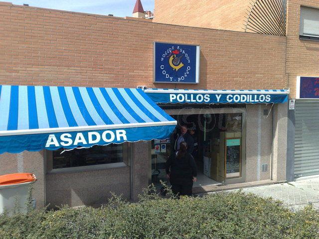 Foto 10 de Pollos asados en Madrid | Cody Pollo