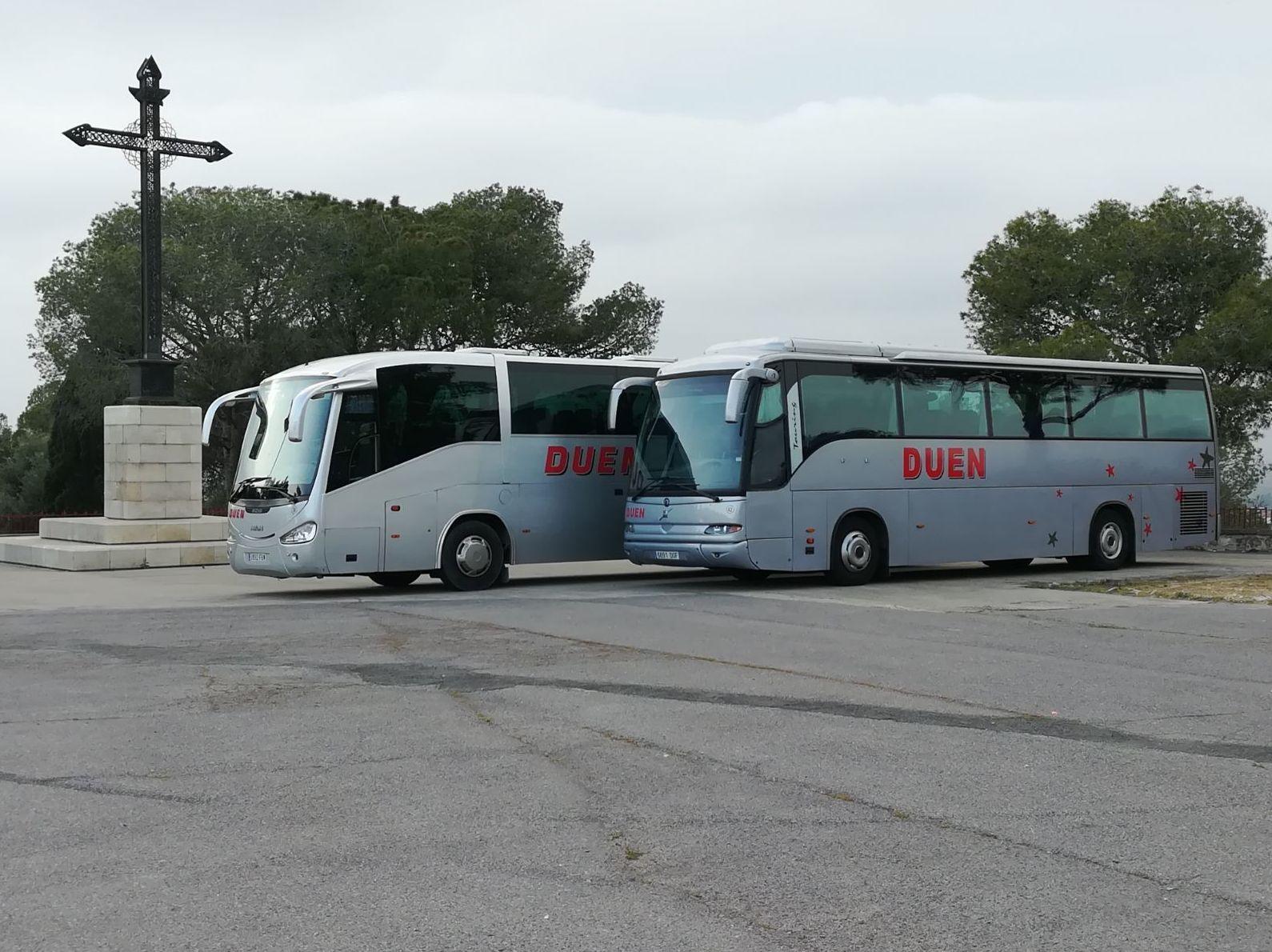 Autocares para bodas en Algemesi