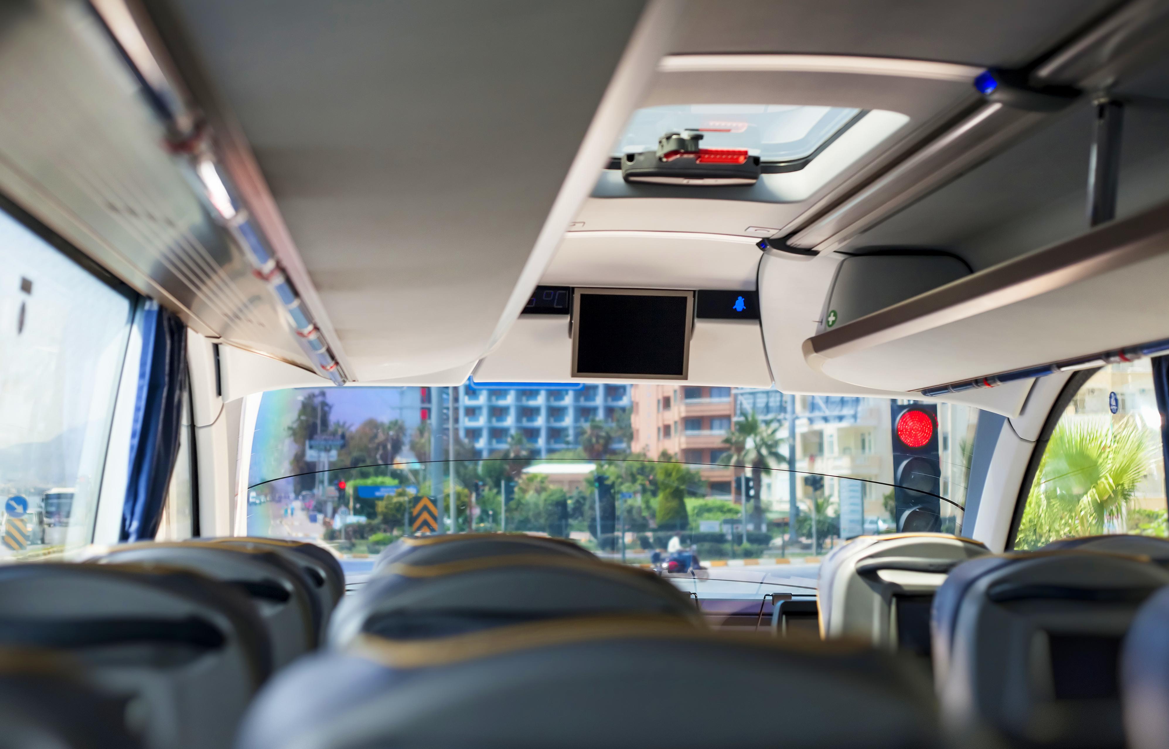 Máximo confort en nuestros autocares en Valencia