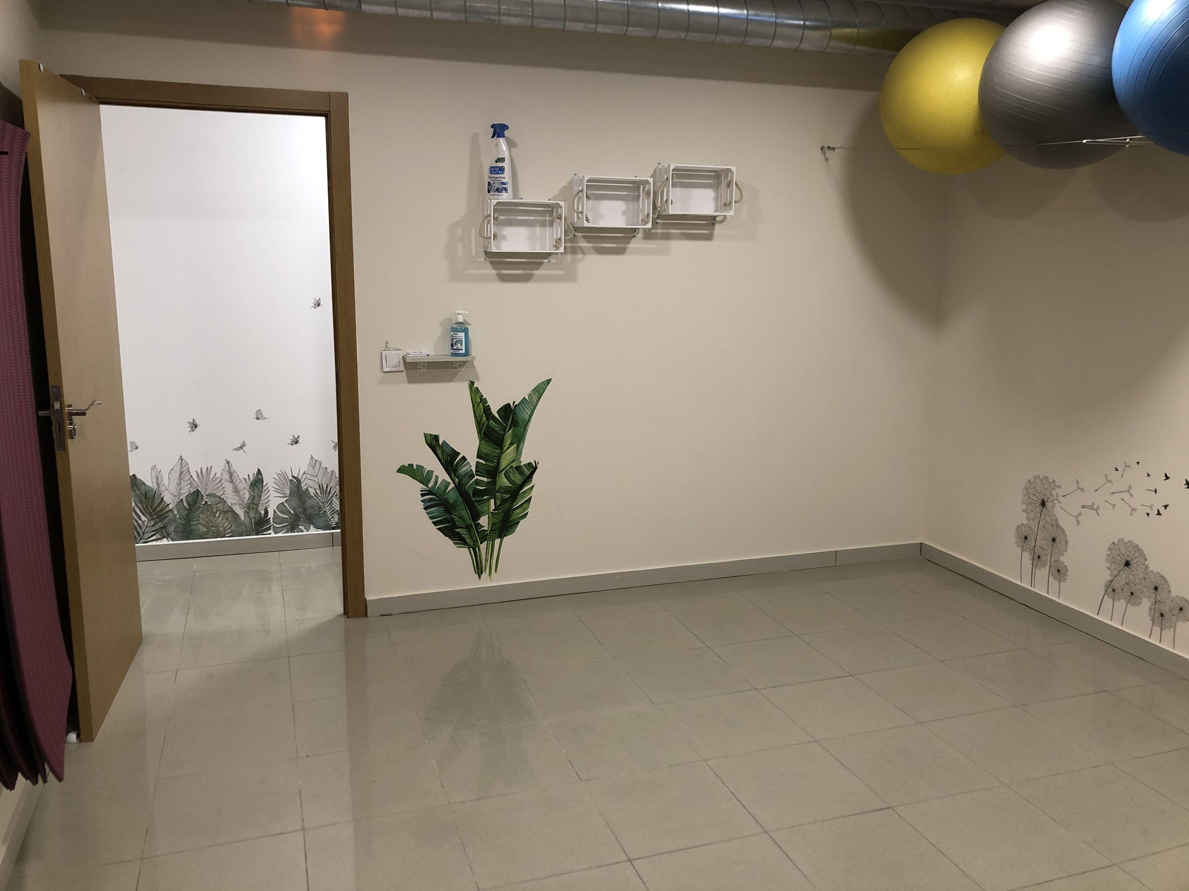 Clase pilates suelo e hipopresivos