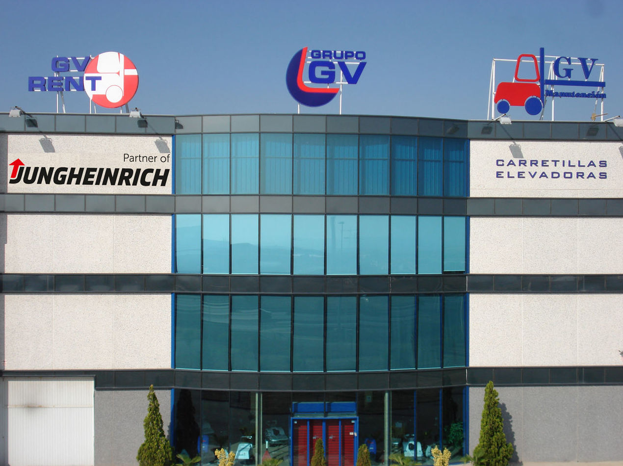 PARTNER OF JUNGHEINRICH