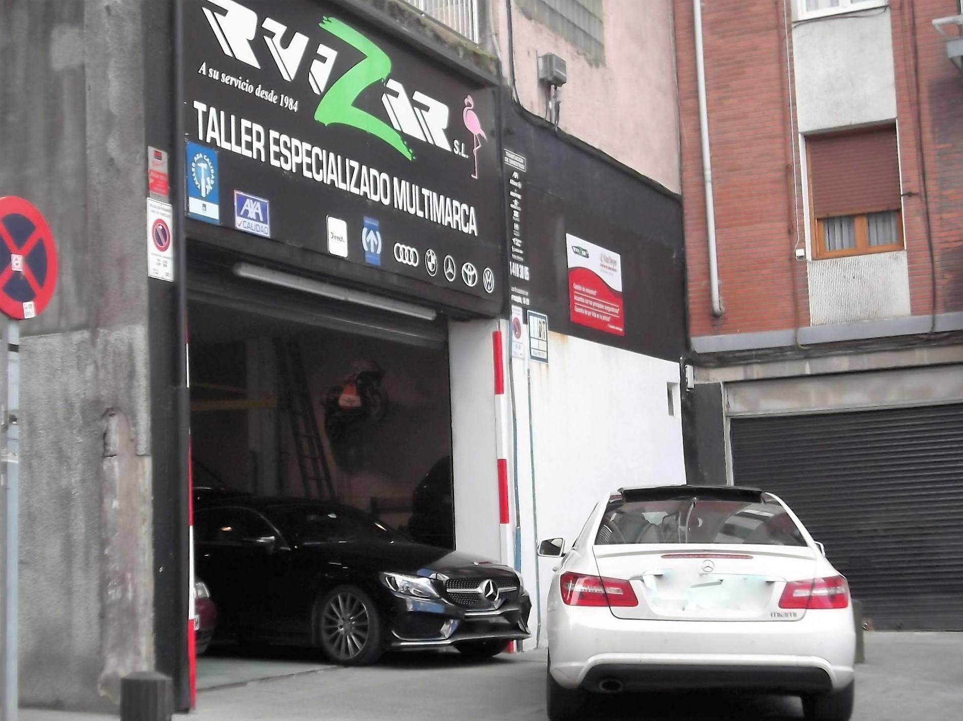 Picture 3 of Carrocerías in Bilbao | Ruizar