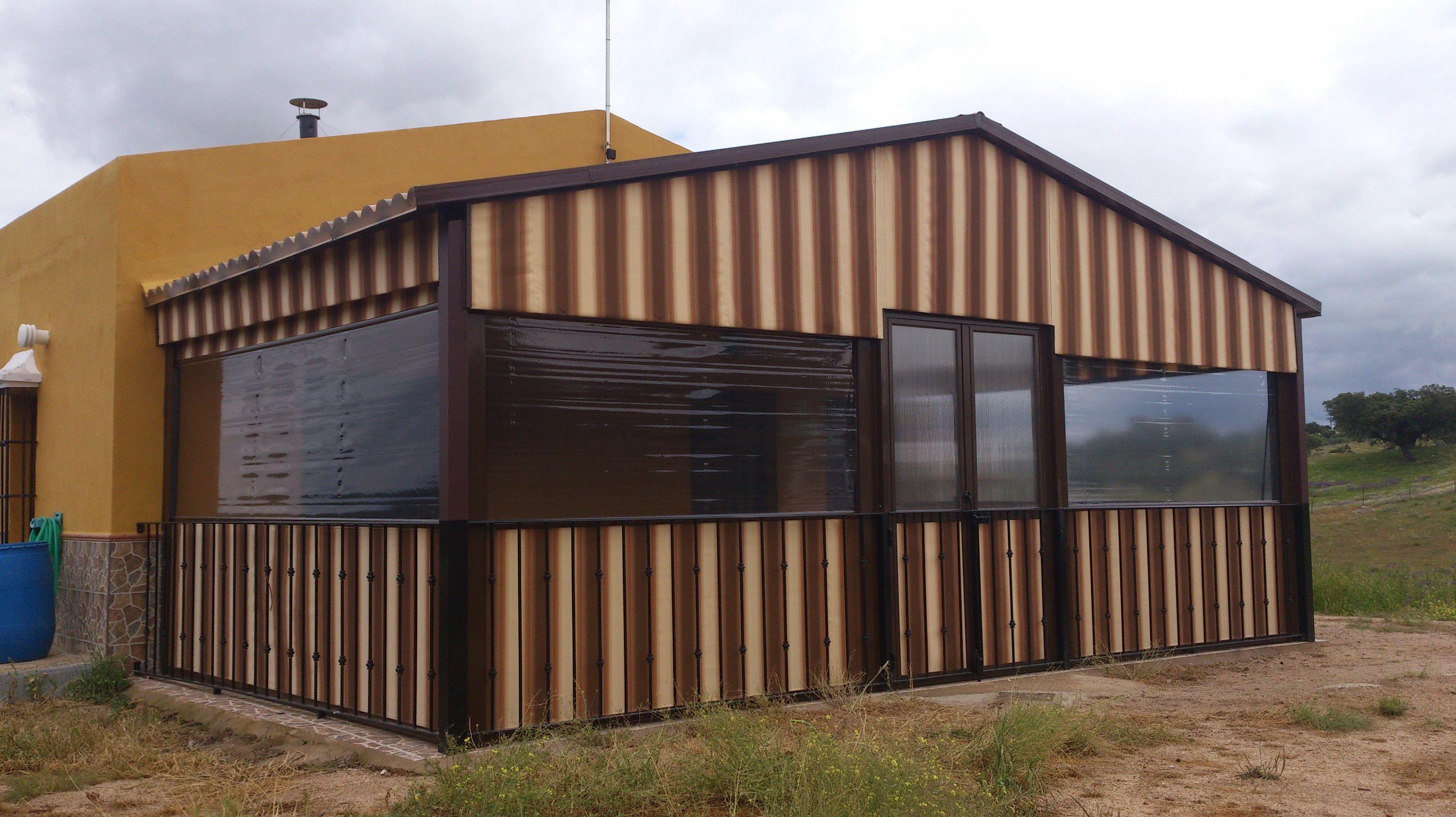 Cerramientos para protección solar