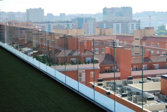 Barandillas de cristal Madrid