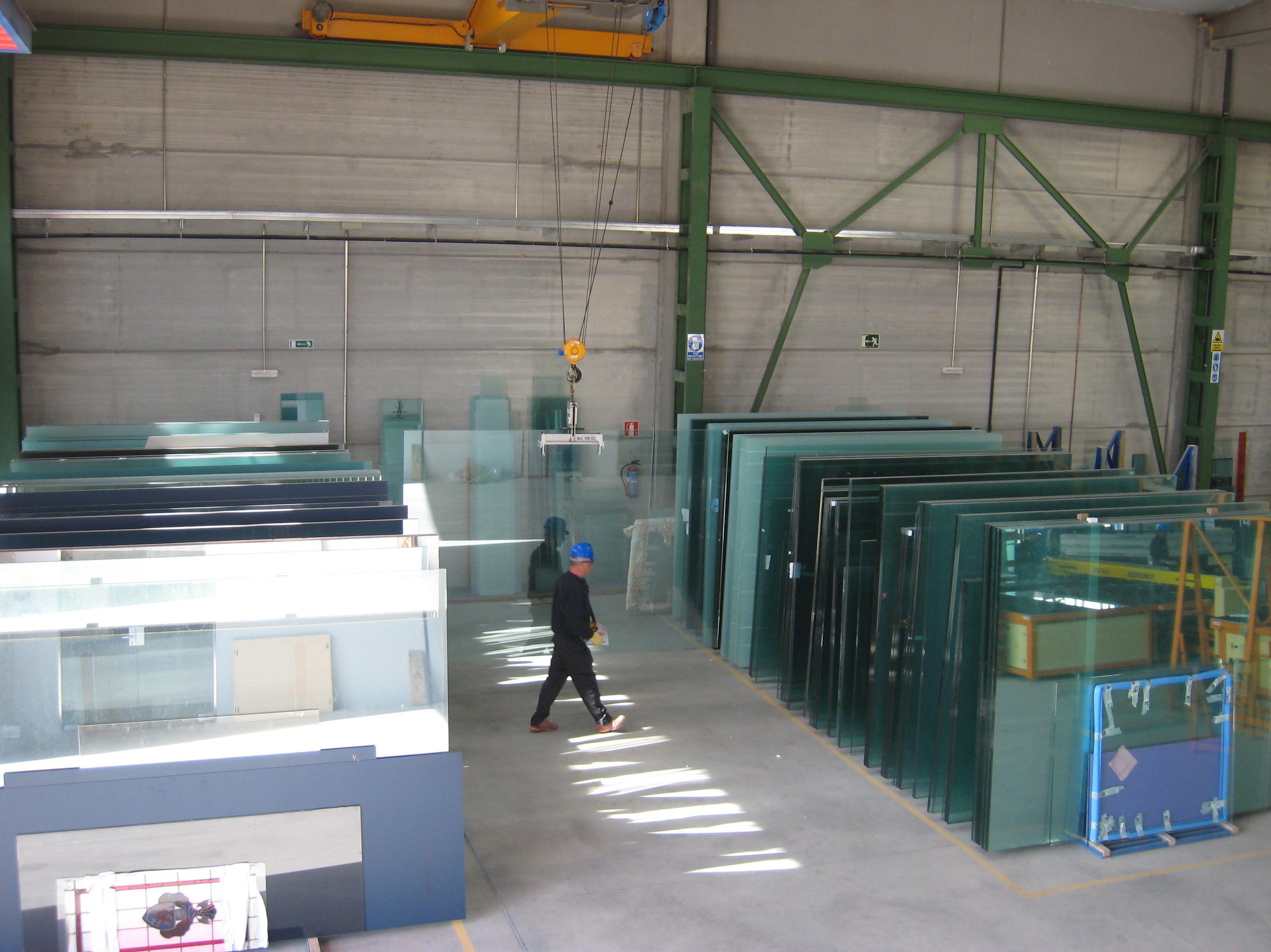 Fabrica de cristal Madrid CRISTALERA MADRILEÑA