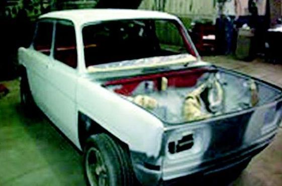 Restauración de coches clásicos: Servicios Carrocerías Mungia de Carrocerías Mungia