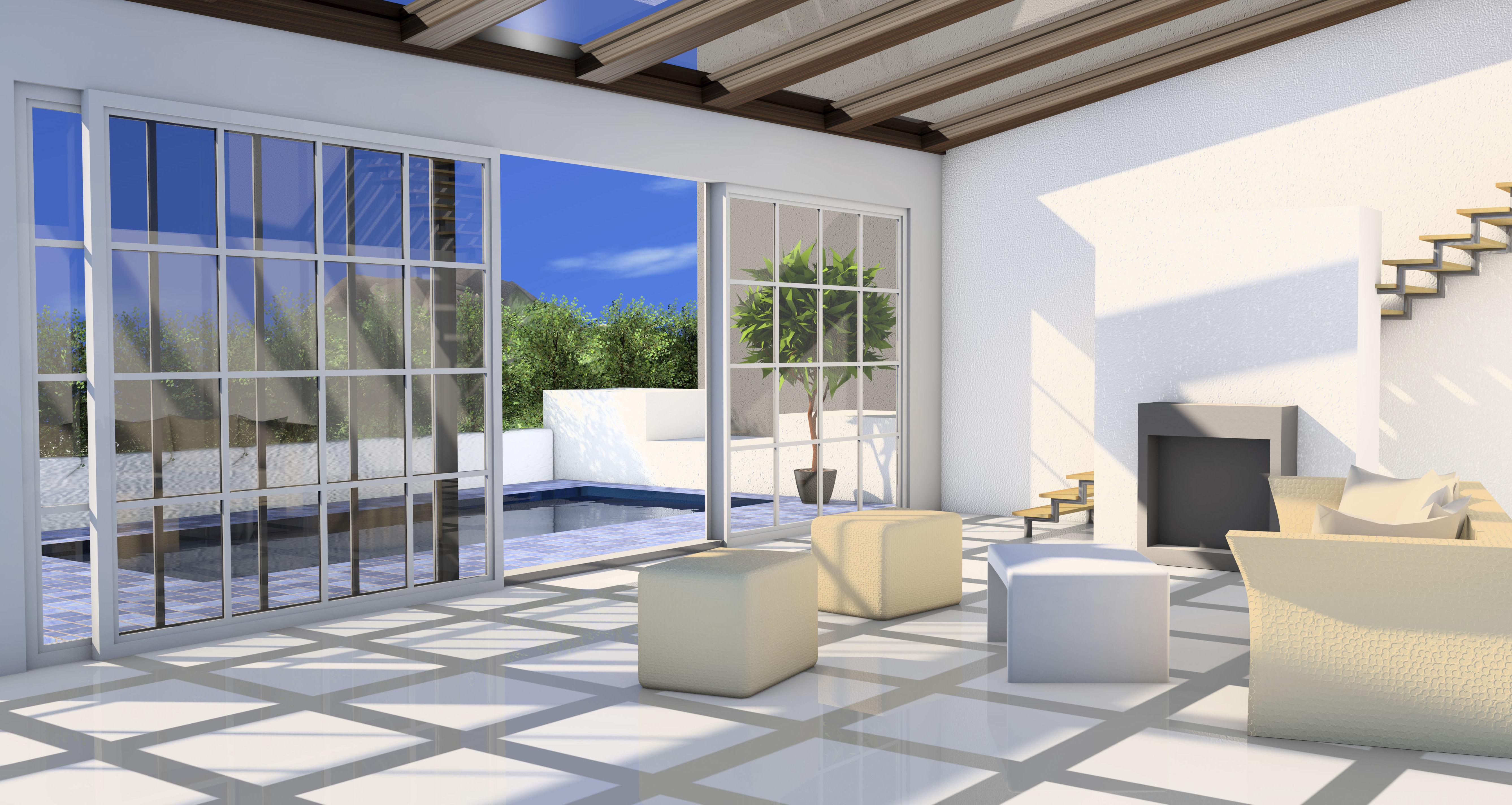 Carpintería metálica, puertas y ventanas de aluminio y PVC