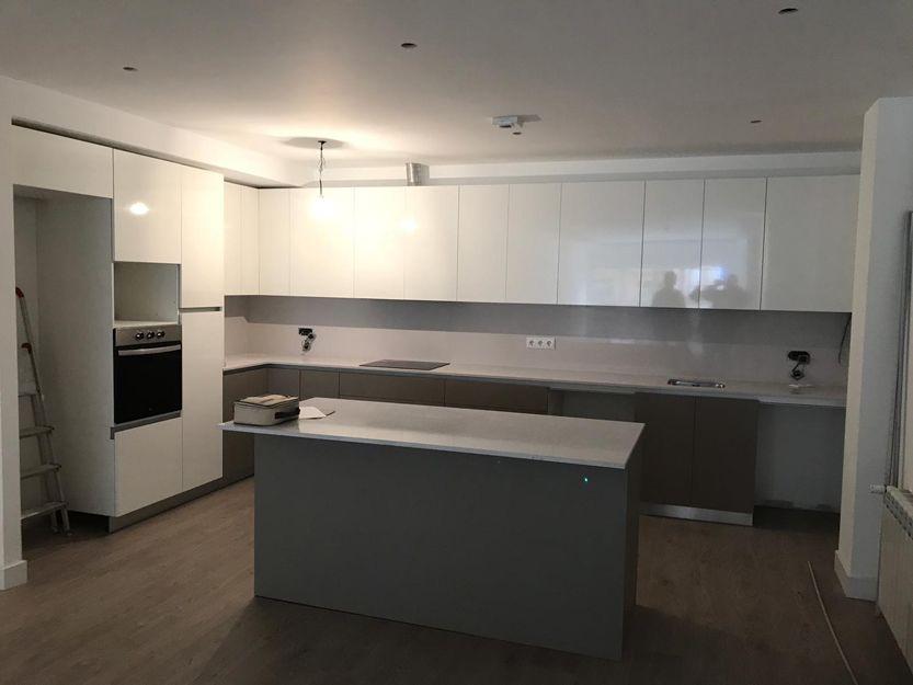 Fabricación de mobiliario de cocina en Leganés, Madrid