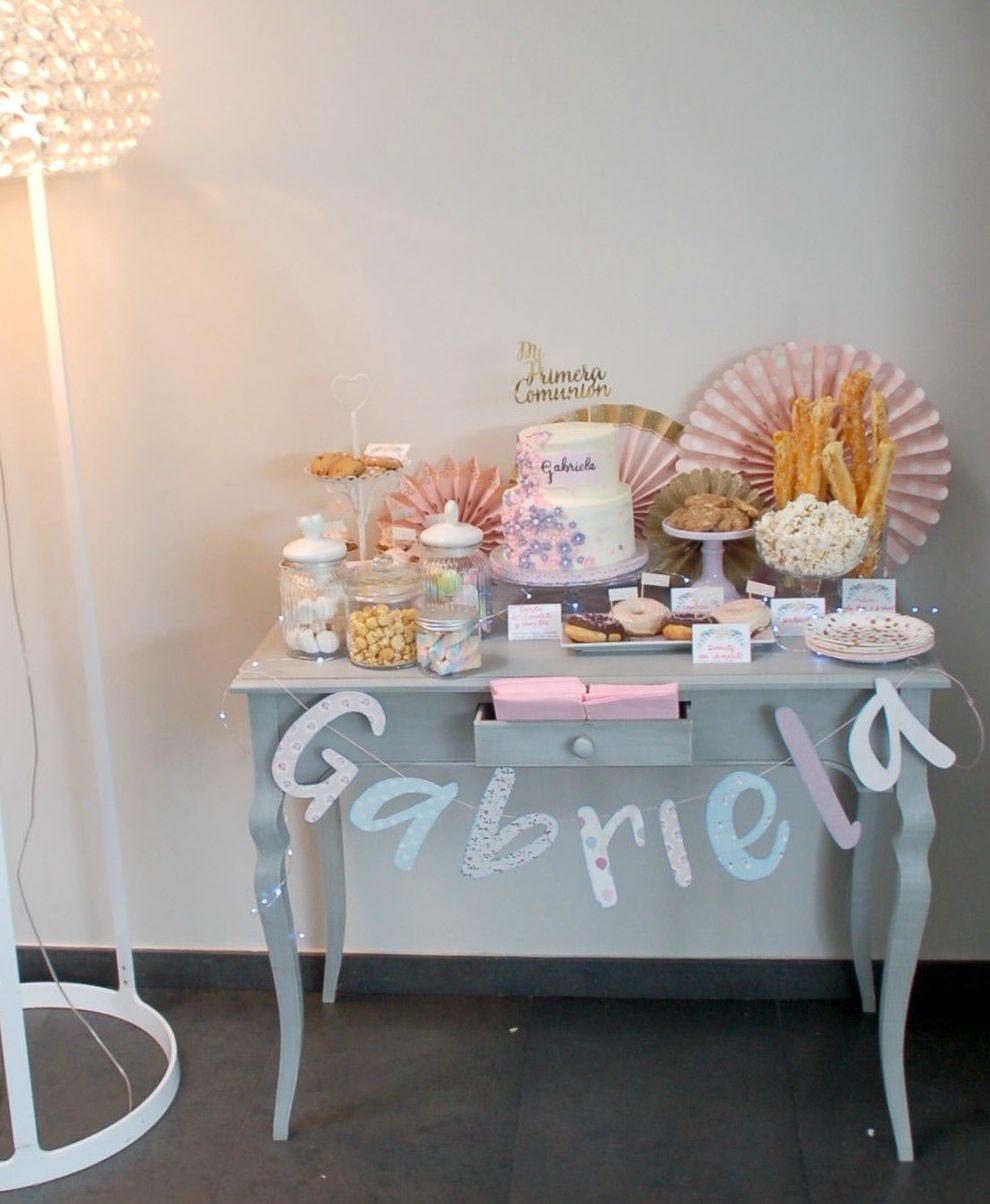 Mesas dulces : Catálogo de El Taller de Ana