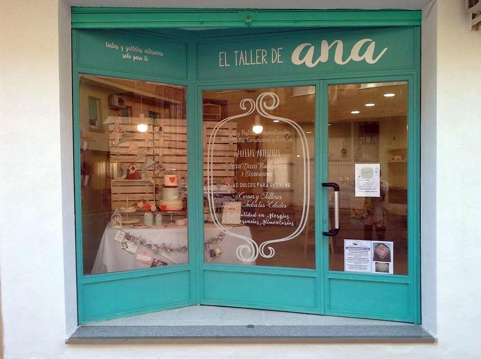 Pastelería y repostería artesana en Fraga