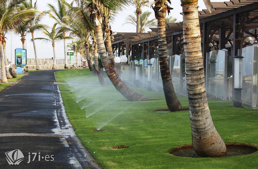 Ahorro de agua productos y servicios de jardiner a 7 islas - Servicios de jardineria ...