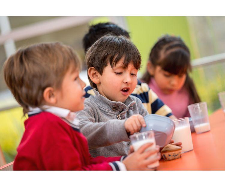 Centro infantil de gran experiencia en Málaga