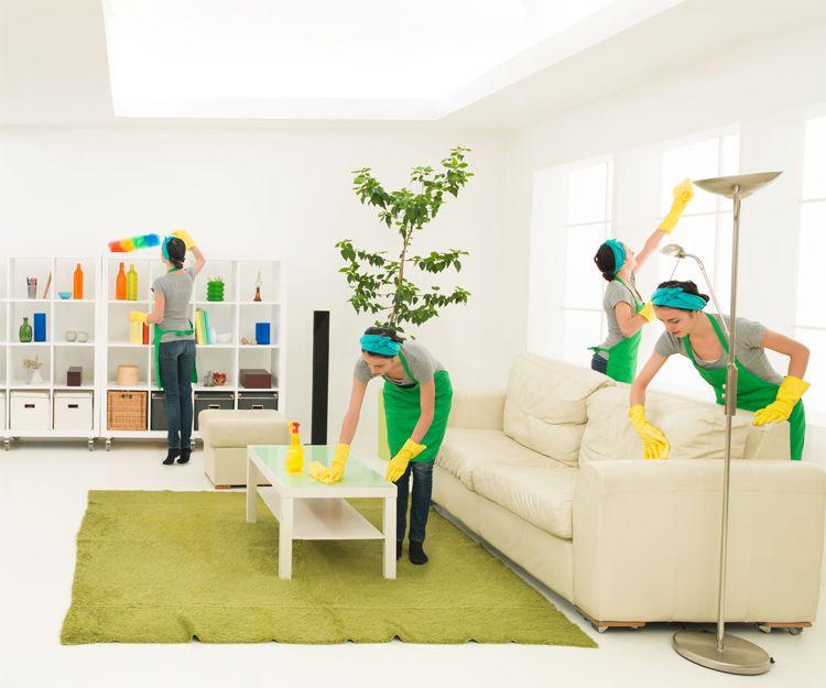 Servicio de limpieza en Madrid