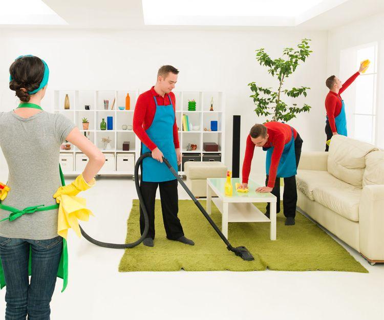 Limpiezas para el hogar en Madrid