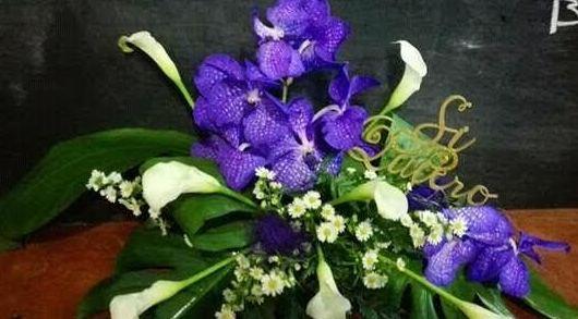 Arreglos florales para decoración