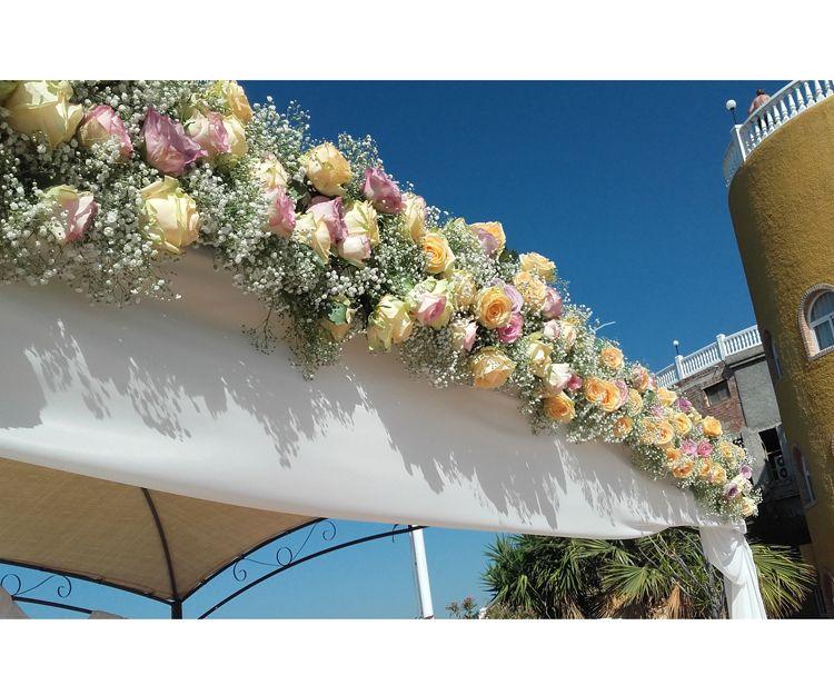 Flores para bodas en Salobreña