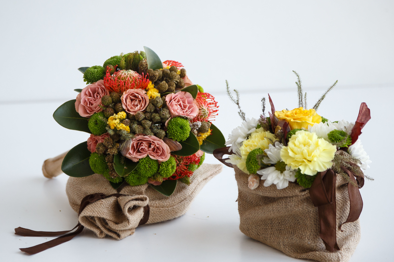 Floristería en Almuñecar especializada en arreglos florales para bodas