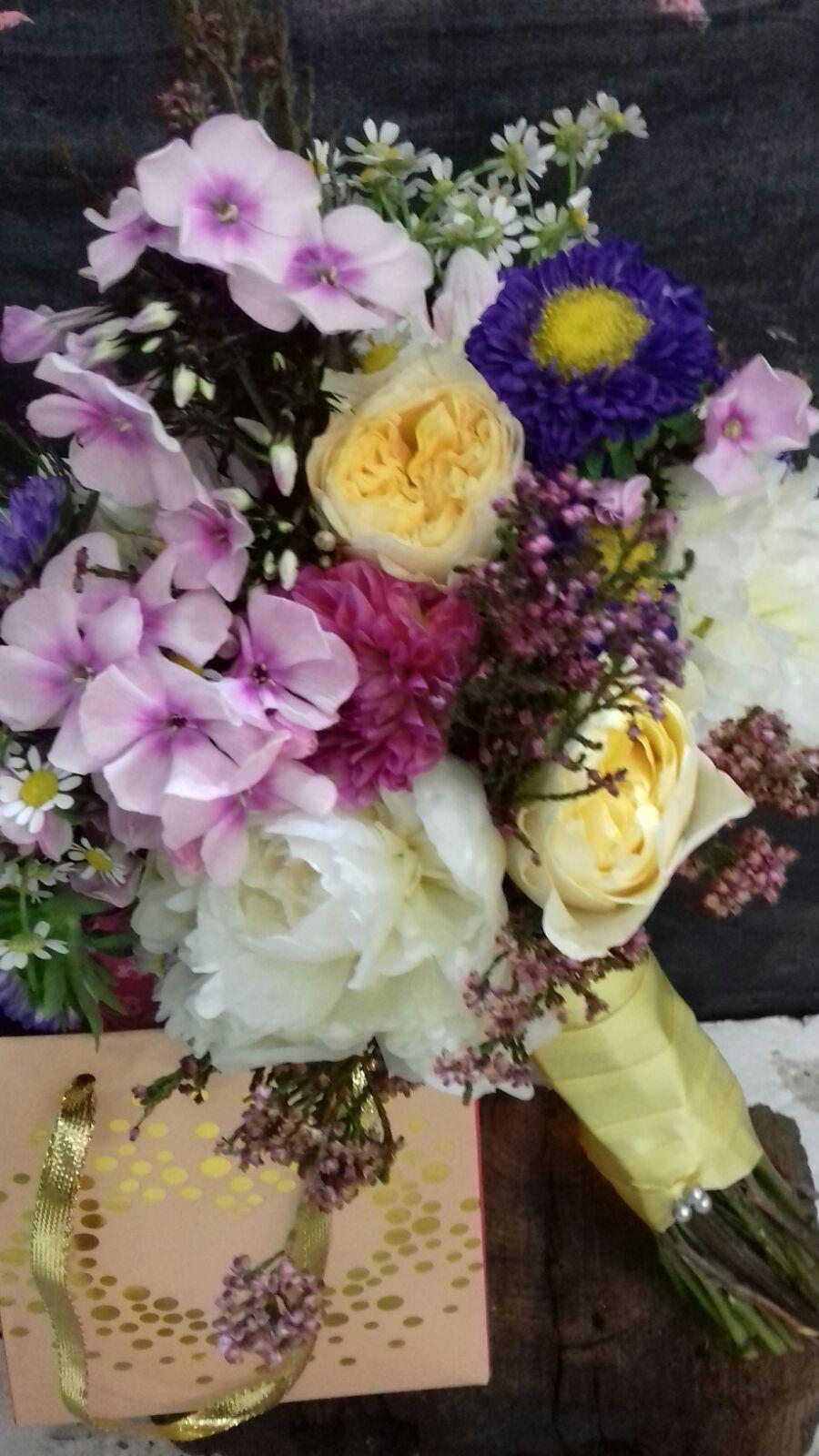Arreglos florales para eventos en Granada