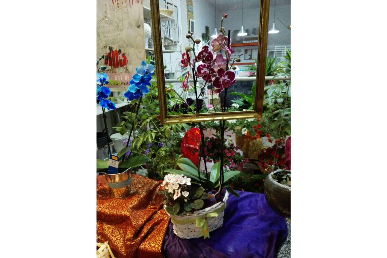 Arreglos florales para bodas en Granada