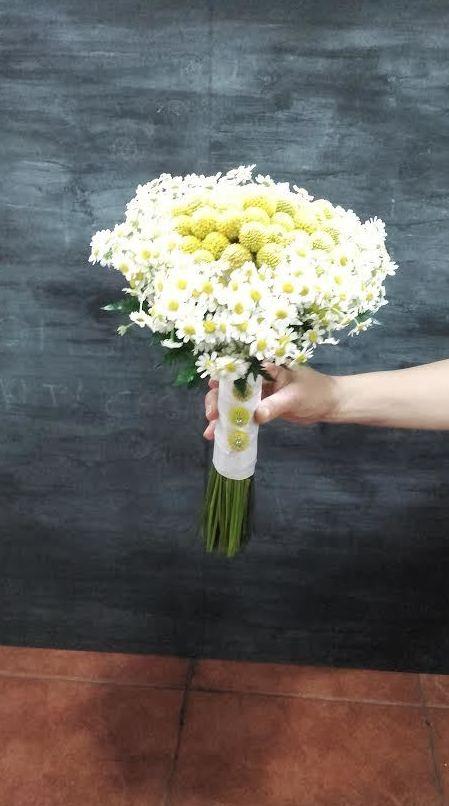 Diferentes modelos de ramos de flores