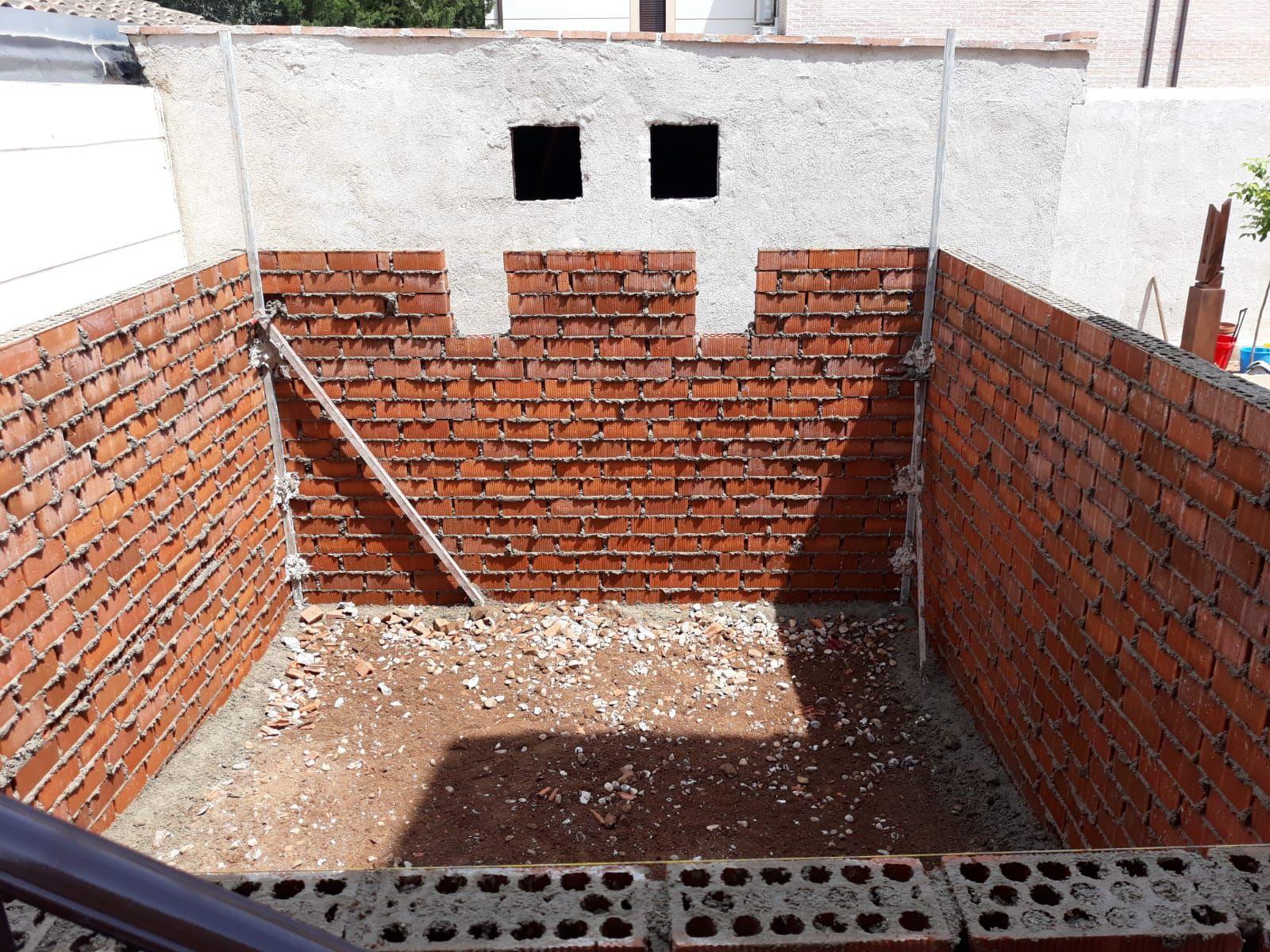 Albañilería: Servicios de Juan y Cristian Construcción y Reformas