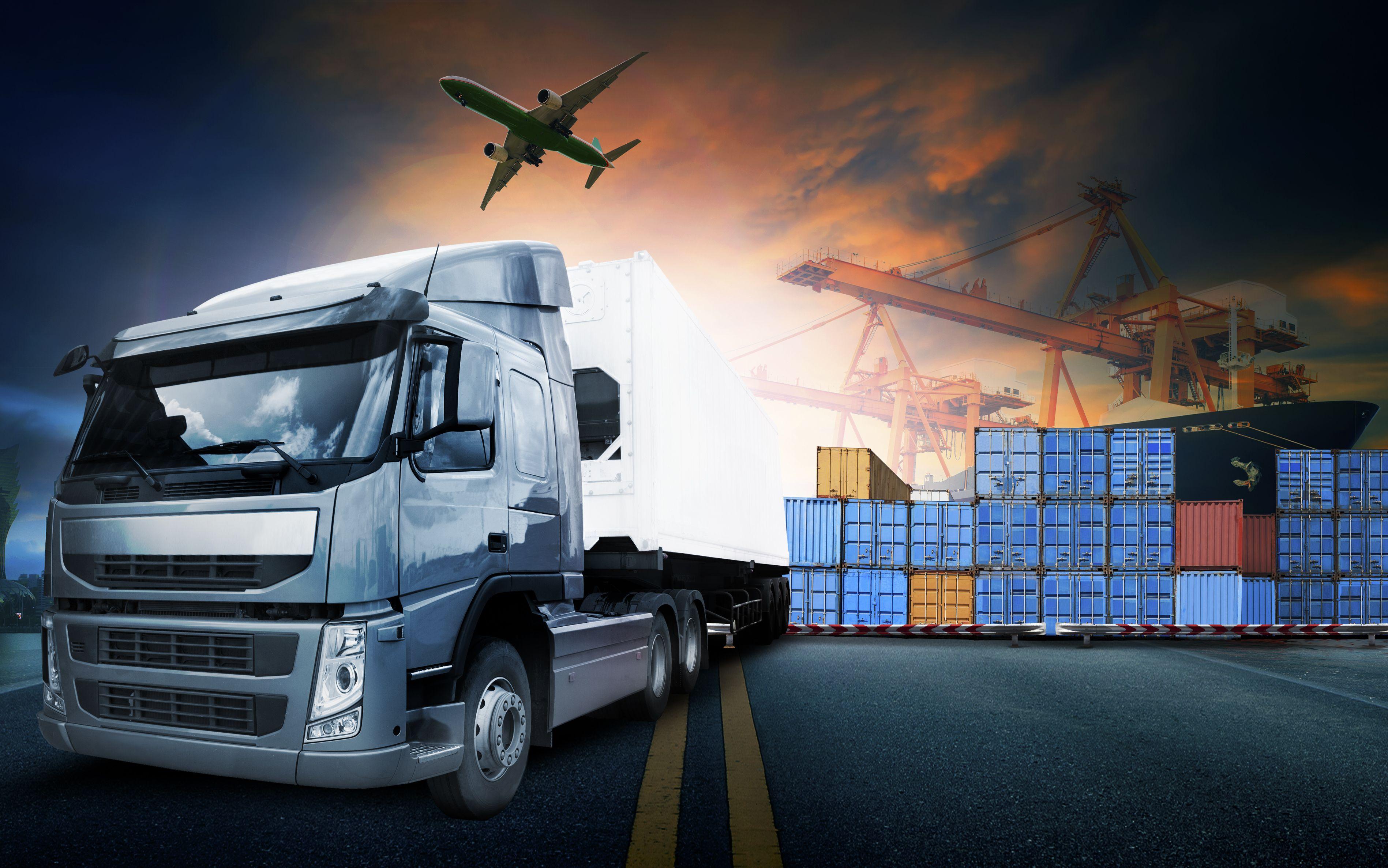 Transporte de contenedores marítimos: Servicios de Transportes Logística Marín