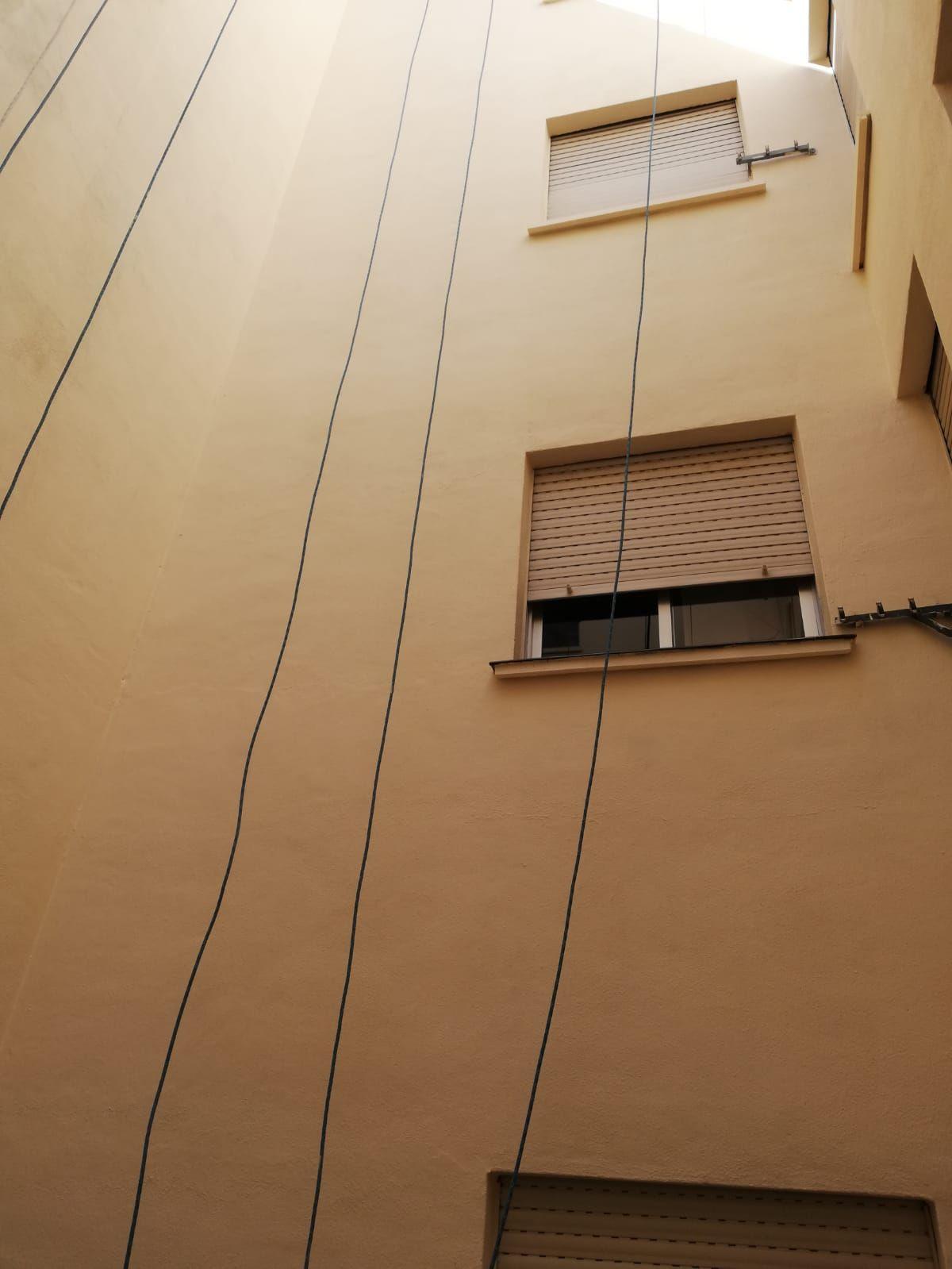 Reforma de fachadas Logroño