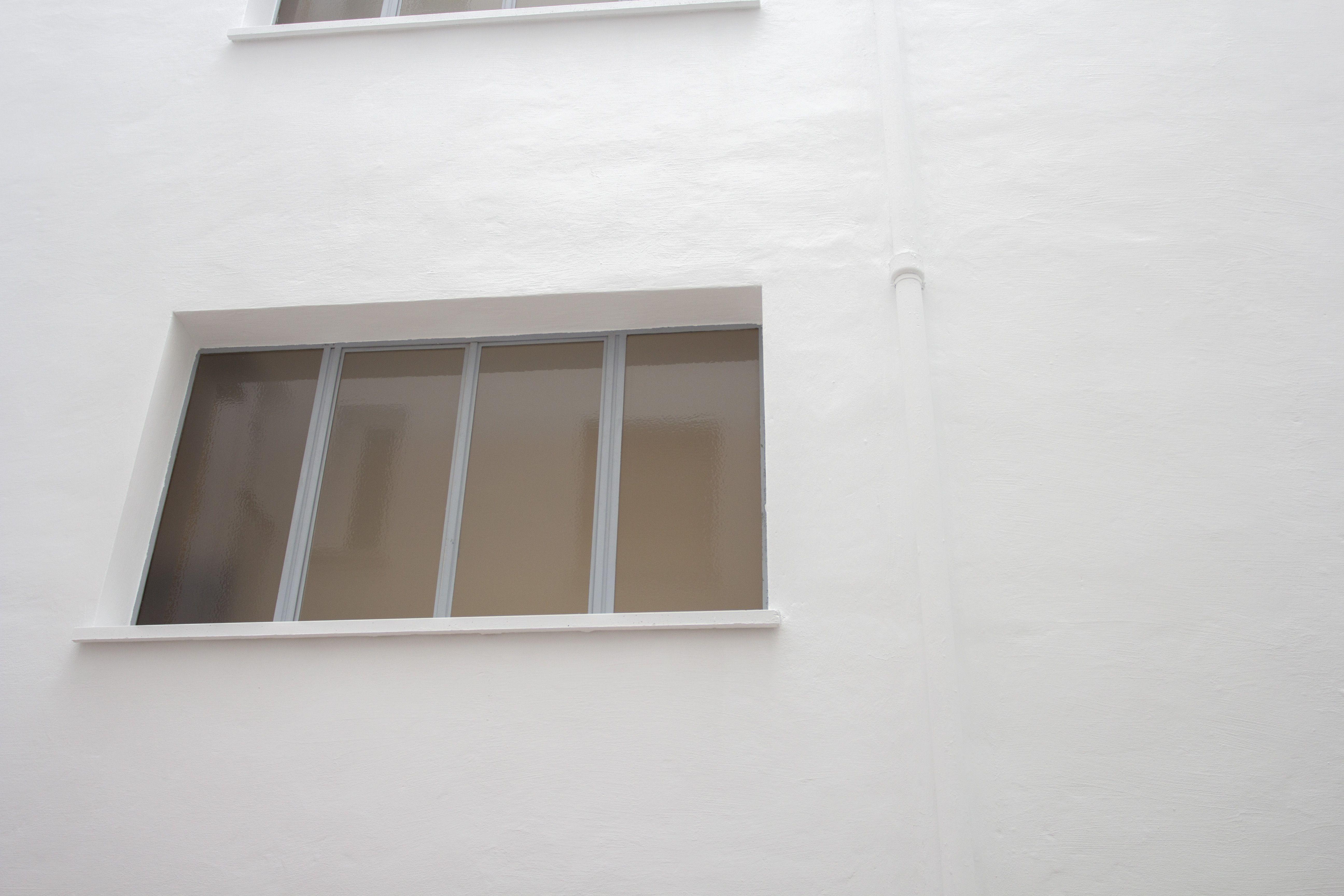 Pintura de fachadas sin andamios en Logroño