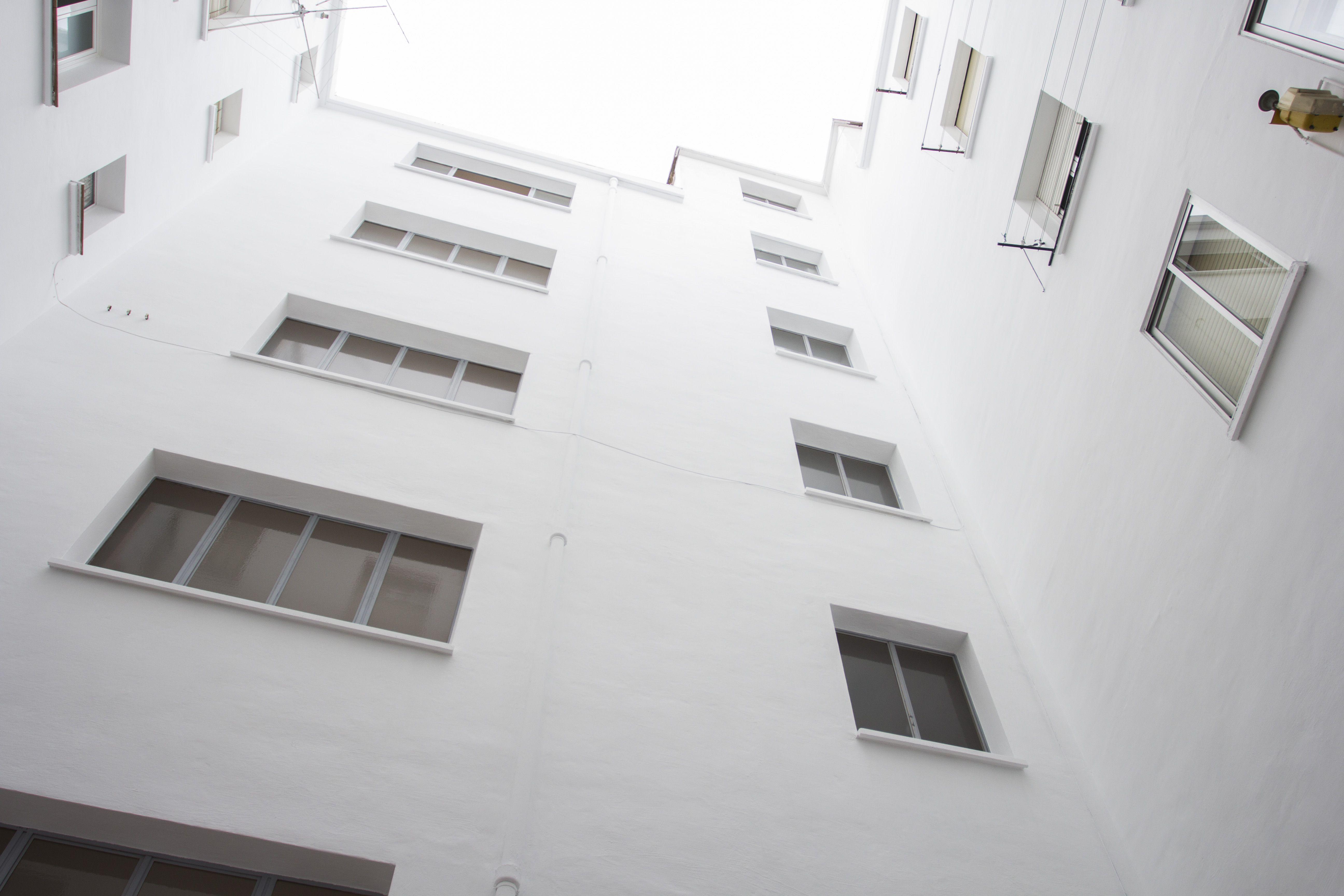 Rehabilitación de patios en Logroño