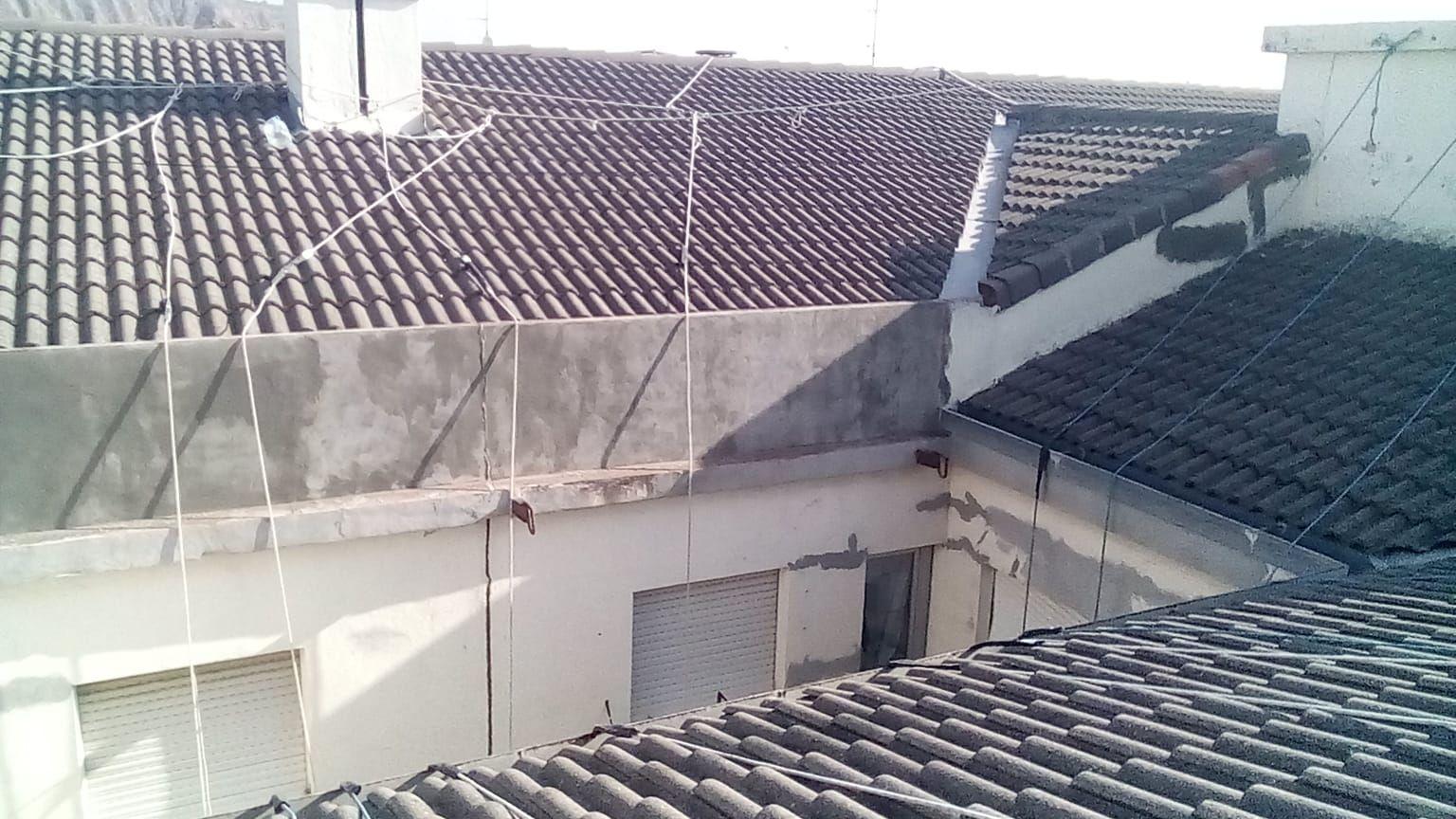 Reforma de tejados en Logroño