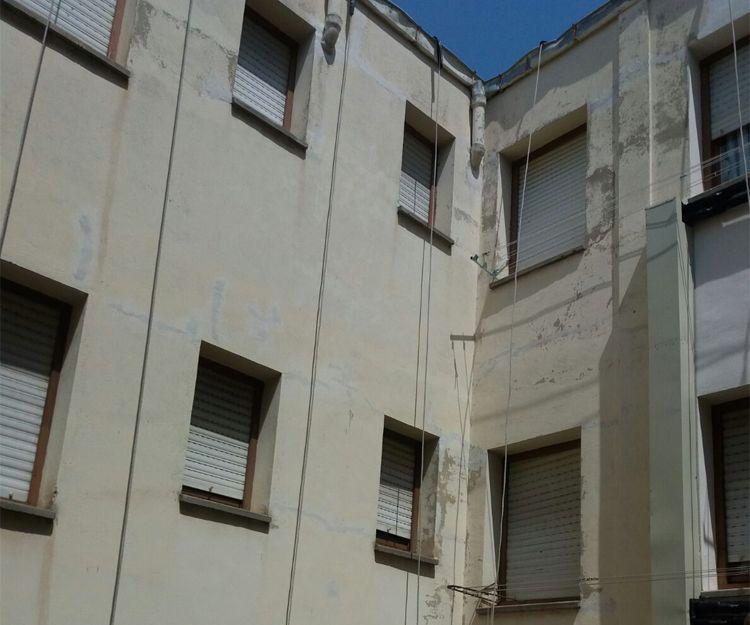 Empresa de reformas de patios interiores en Logroño
