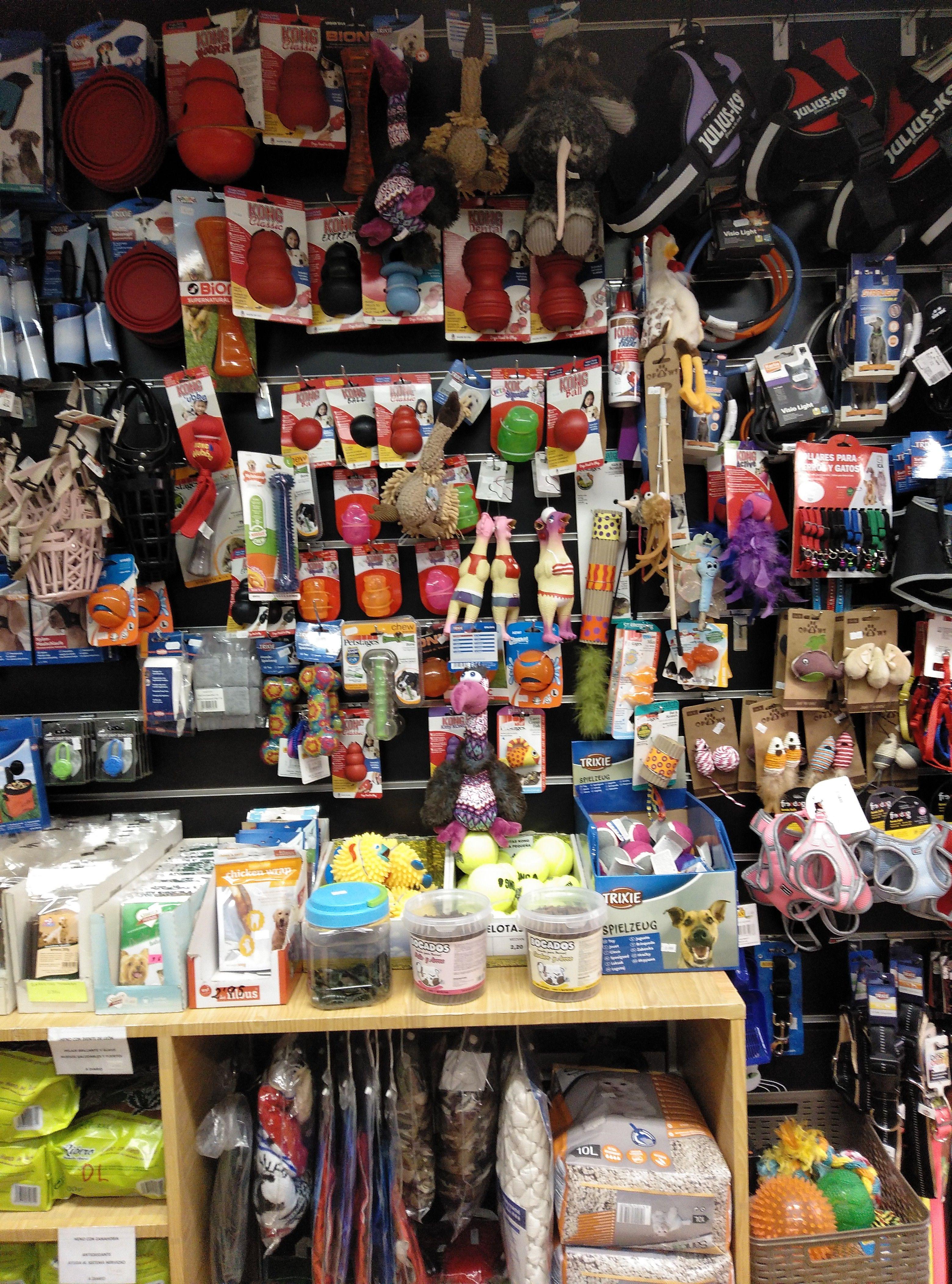 Tu tienda de mascotas en La Latina