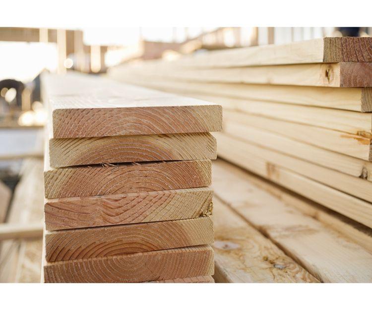 Almacén de maderas en Fuerteventura