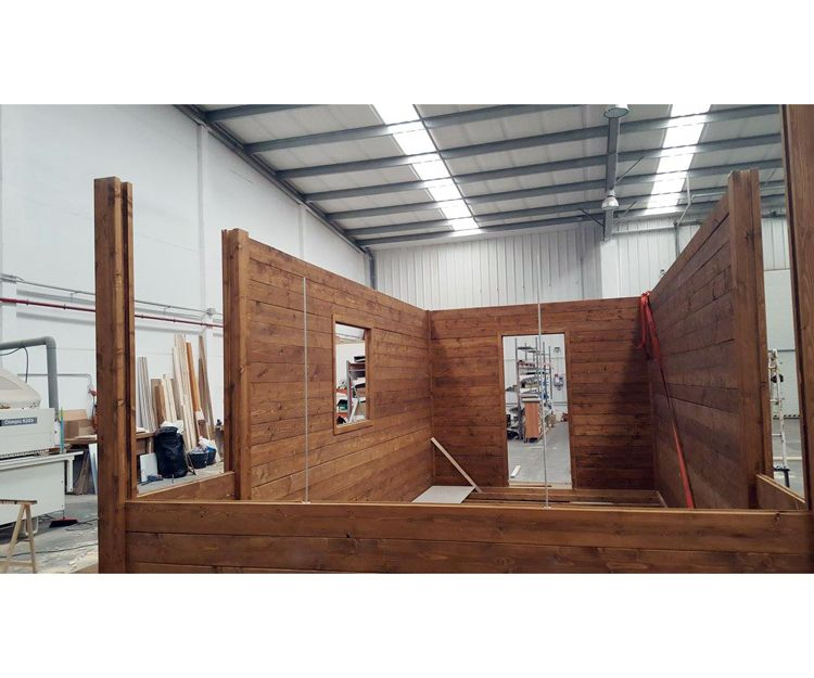 Fabricante de casas de madera en Fuerteventura