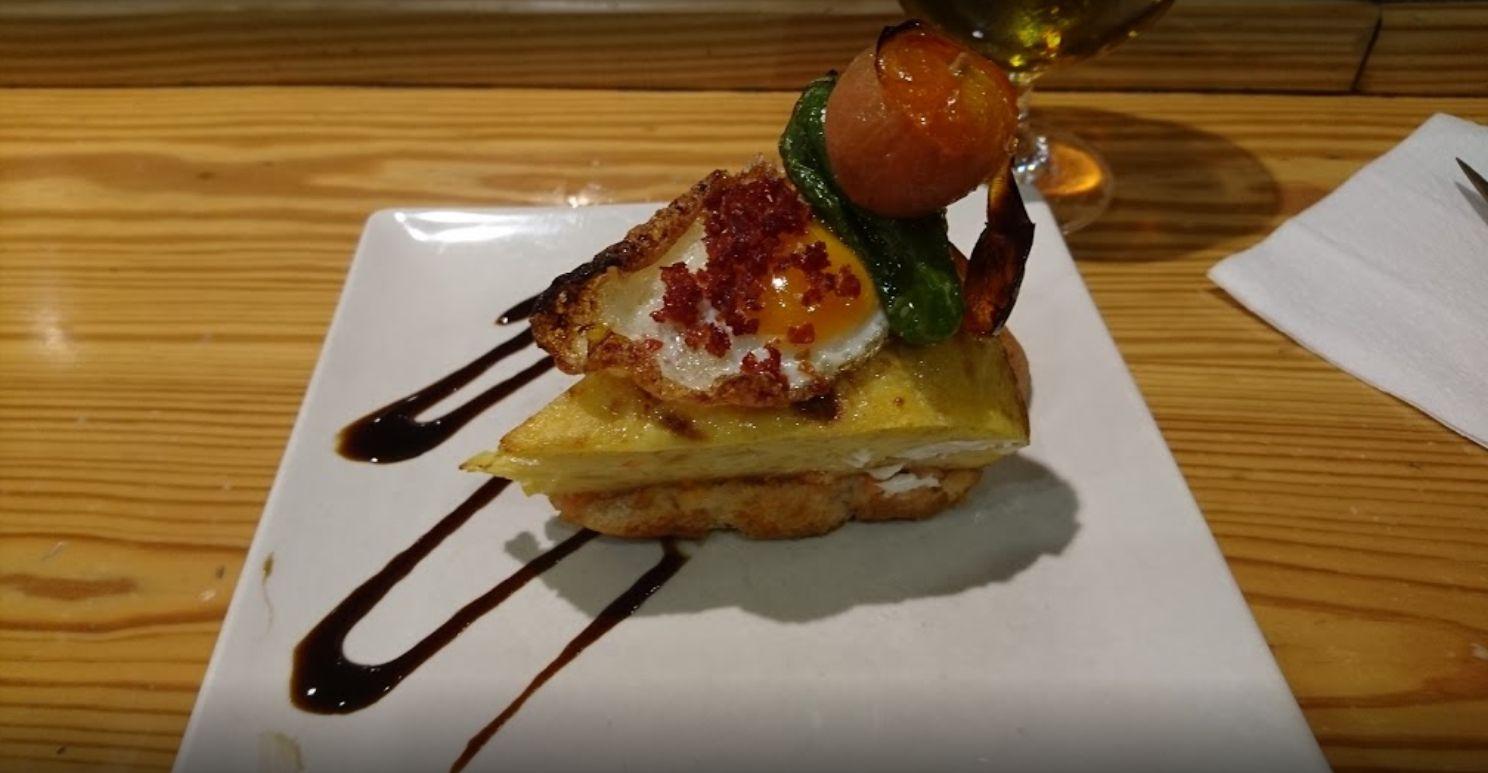 Gran variedad de platos en Restaurante La Trufa