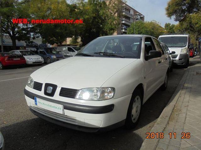 SEAT IBIZA 1.4 5-P 75-CV : Vehículos de Neruda Motor