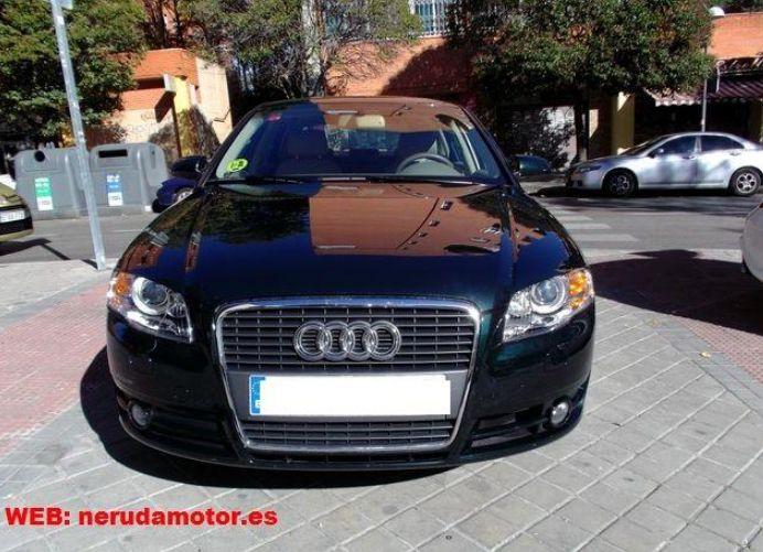 Audi A4 2.0 TDI 140 CV: Vehículos de Neruda Motor
