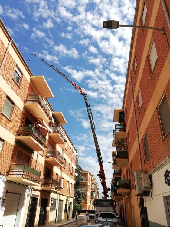 Restauración de fachadas y tejados en Albacete