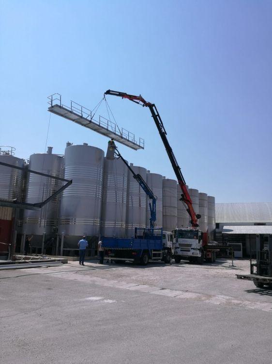 Servicio profesional de camión grúa en Albacete
